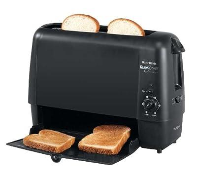 WalterDrake West Bend Quick Serve Toaster by WalterDrake