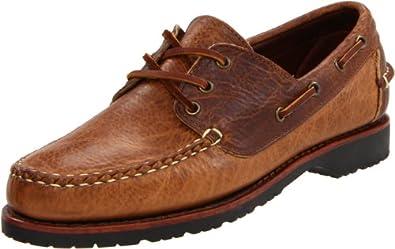 (史低)Allen Edmonds Pueblo系列野牛皮男士休闲鞋 Lace-Up棕色 $99.90