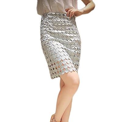 Noemie Women's Elegant Hollow Lace Hobble Skirts