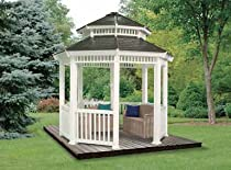 Hot Sale Suncast 10 Foot Gazebo