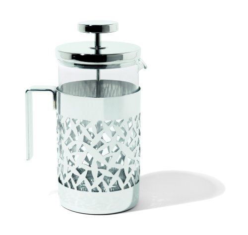 Alessi Cactus! Press Filter Coffee Maker, 8 Cups (MSA12/8)