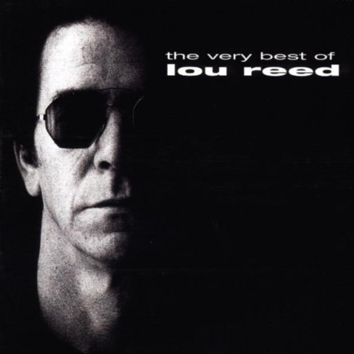 The Very Best of Lou Reed artwork