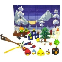 Angry Birds Christmas Advent Calendar