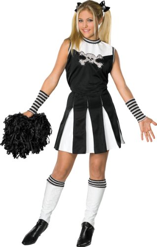 Teen Bad Spirit Cheerleader Costume by Rubies Costume Company