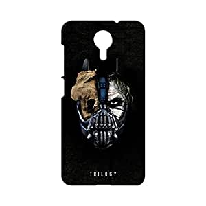 BLUEDIO Designer Printed Back case cover for Micromax Canvas E313 - G1688