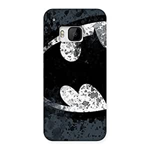 Ajay Enterprises Cool Dusty Back Case Cover for HTC One M9