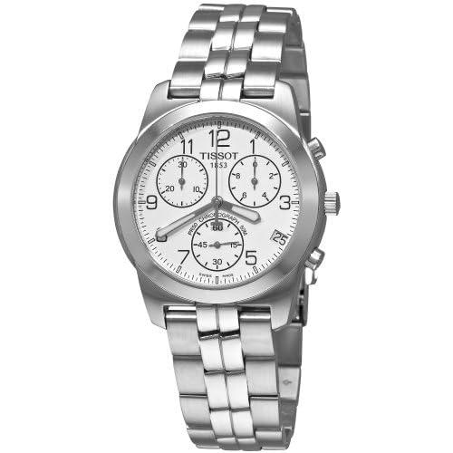 Amazon.com: Tissot Men's T34148832 T-Classic PR50 2000 Chronograph Watch: Tissot