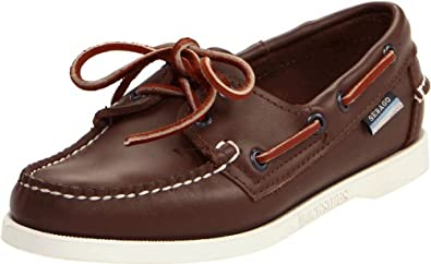 Sebago Women's Docksides Boat Shoe,Brown Elk,5 M US