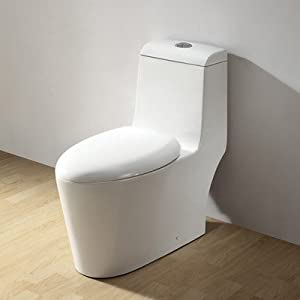 Ariel CO1042 Ariel Royal CO1042 Dual Flush Toilet