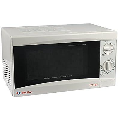 Bajaj 1701 MT 17-Litre Solo Microwave Oven