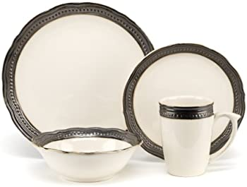 Cuisinart Jenna 16-Pc.Dinnerware Set