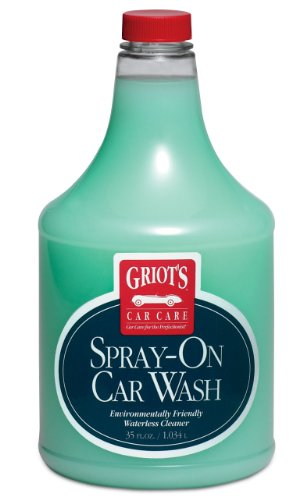 Griot's Garage 11065 Spray-On Car Wash - 35 oz. (Griots Waterless Car Wash compare prices)