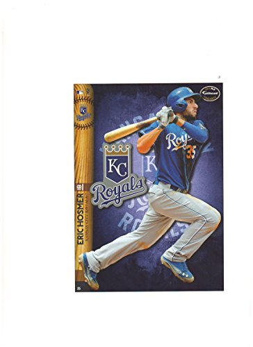 Kansas City Royals Mini Felt Pennant & Eric Hosmer Mini Fathead 2014 - 1