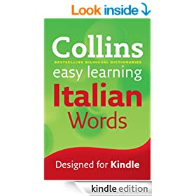 Easy Learning Italian Words (Collins Easy Learning Italian) (Italian Edition)