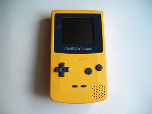 Game Boy Color Yellow/Gialo
