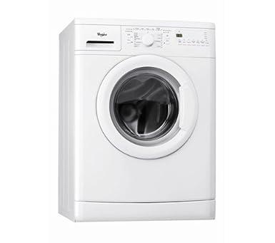 Whirlpool AWOD 4721 Autonome 7kg 1400tr/min A+ Blanc Front-load - machines à laver (Autonome, Charge avant, A+, A, B, Blanc)