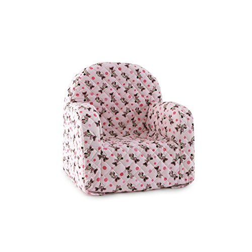 Poltroncina Disney Minnie Colore Rosa New