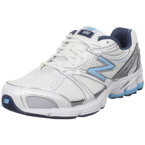 New Balance Women's Wr580Wsb White/Silver/Blue