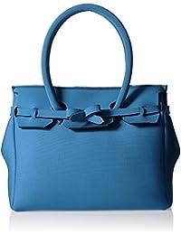 Famous By Payal Kapoor Women's Handbag (Blue) (PKB32_sky Blue)