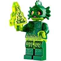 Lego Monster Fighters Swamp Creature Minifigure with Moonstone