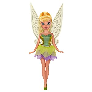 Disney Fashion Fairies Doll - Tinker Bell & The Great Fairy Rescue - TINKER BELL (9 inch)