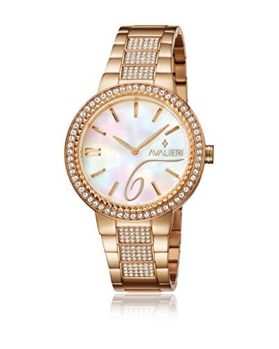 Avalieri Reloj de cuarzo  Dorado 36 mm