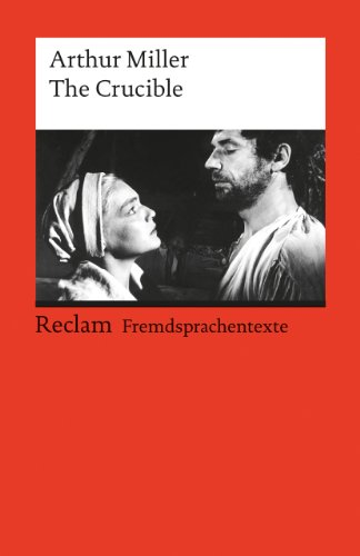 an analysis of act one to four of the book the crucible by arthur miller
