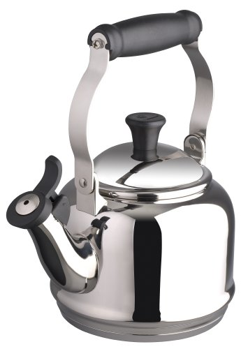 Best Stainless Steel Whistling Tea Kettle Reviews cover image