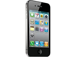 Apple iPhone 4 Verizon Cellphone, 8GB, Black