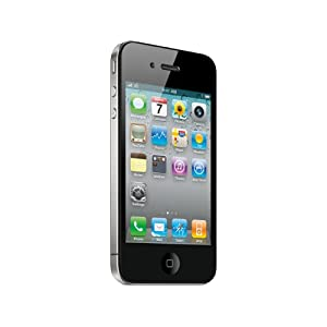 Apple iPhone 4 16GB (Black) - AT & T