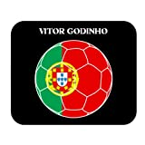 Vitor Godinho (Portugal) Soccer Mouse Pad