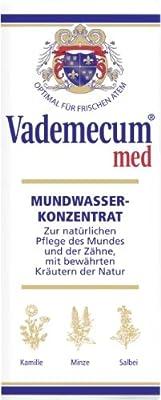 Vademecum Med Mundwasser-Konzentrat, 1er Pack (1 x 75 ml)