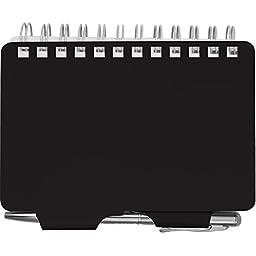 Wellspring Password Book, Black (Password Book-Black)