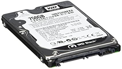 WD (WD7500BPKX) 750GB Internal Laptop Hard Disk