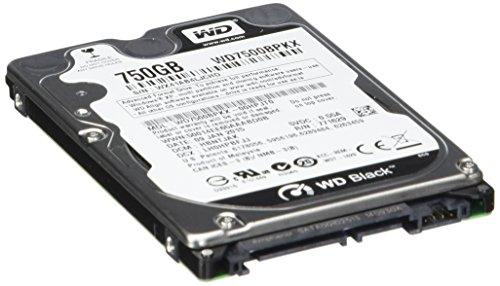 WD Black 750