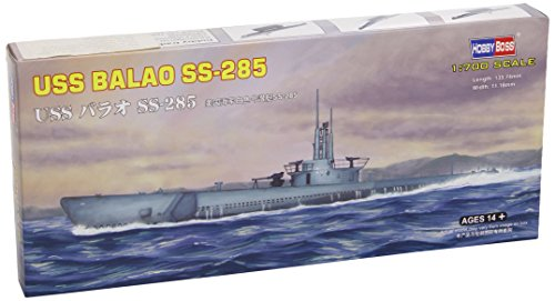 Hobby Boss USS BALAO SS-285 Boat Model Building Kit