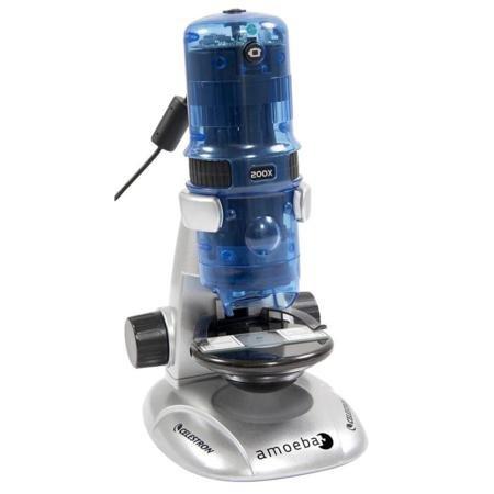 Amoeba Dual Digital Microscope