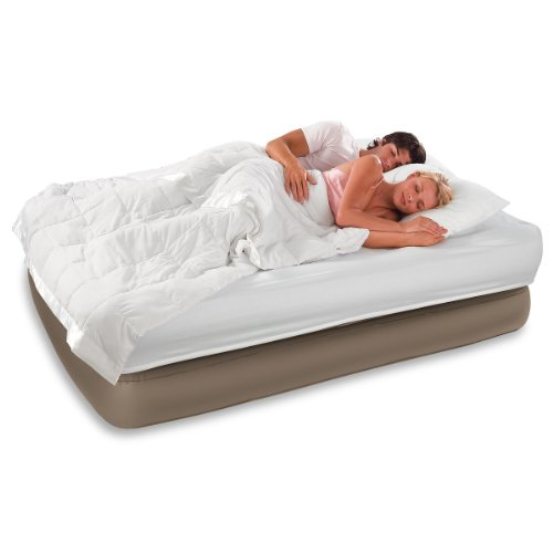 Intex Recreation Confort Frame Queen Airbed Kit front-859410