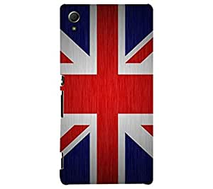 Perfect print back cover for Sony Xperia Z4