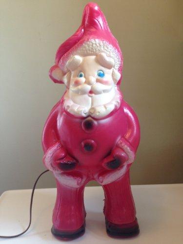 Santa Blow Up front-1037104