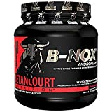Betancourt Nutrition - B-NOX Androrush, Promotes A Better Pre-Workout By Supporting The Natural Testosterone Response To Exercise, Fruit Punch, 22.3 oz (35 Servings)