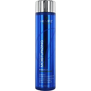 Hempz Couture Moisturizing Shampoo, 10.1 Ounce