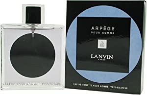 Arpege By Lanvin For Men. Eau De Toilette Spray 1.7 Ounces