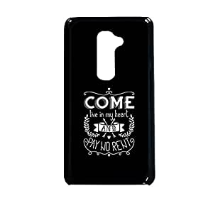 Vibhar printed case back cover for LG G2 NoRent
