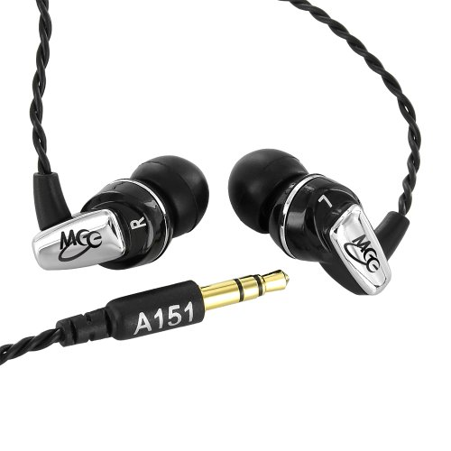 MEElectronics A151 Balanced Armature In-Ear Headphones