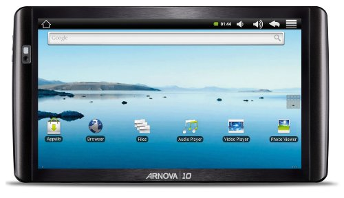Arnova 10 501714 10.1-Inch Android Internet Tablet - Black