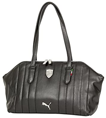 Luxury Womens Ferrari By Puma Large Travel Bag