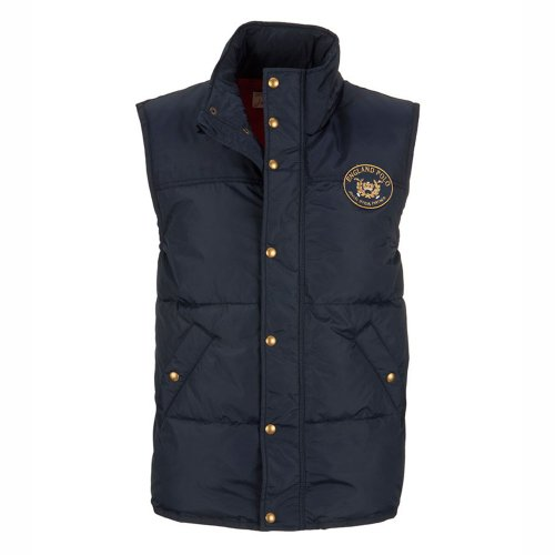 Joules England Polo Gilet Navy X Large