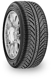 285/40ZR17 Michelin Pilot Sport A/S Plus Tires