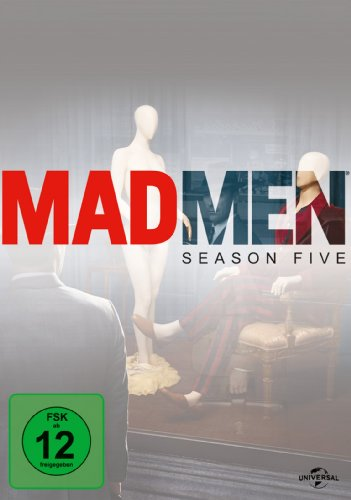 Mad Men - Season Five [4 DVDs]